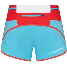 La Sportiva Vector Shorts Damer, malibu blue/hibiscus